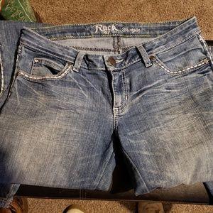 Wrangler Jeans - 24 hr sale Very cute Wrangler Rock 47 Jeans